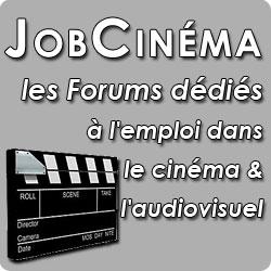 JobCinema est le premier site entierement dedie a l'emploi dans l'industrie cinematographique dont tous les services sont gratuits.